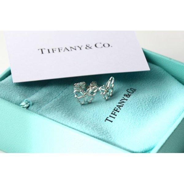 画像2: TIFFANY&Co[ティファニー]  バタフライ ピアス 並行輸入品