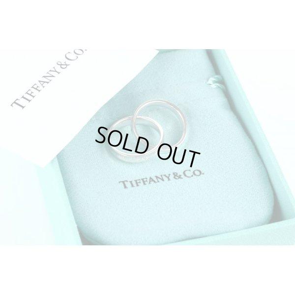 """画像2: TIFFANY&Co[ティファニー] """"ティファニー1837"""" 1837インターロッキング サークル リング 並行輸入品"""